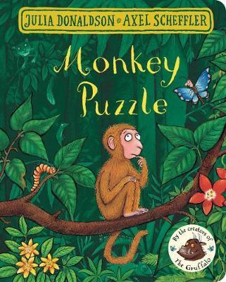 Image for Monkey Puzzle (Board Book)