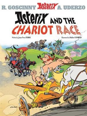 Image for Asterix and the Chariot Race #37 Asterix