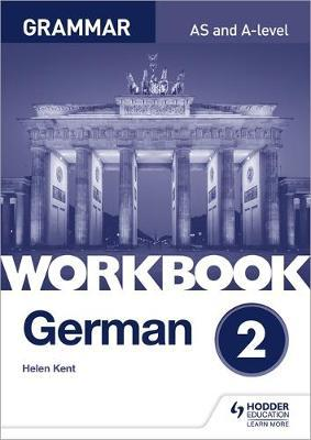 Image for German AS and A-level Grammar Workbook 2