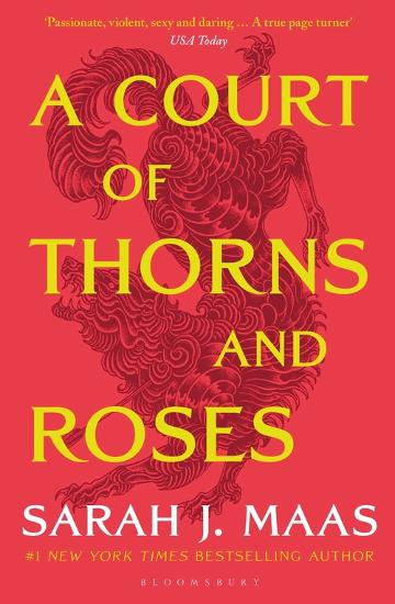 Image for A Court of Thorns and Roses #1 Court of Thorns and Roses