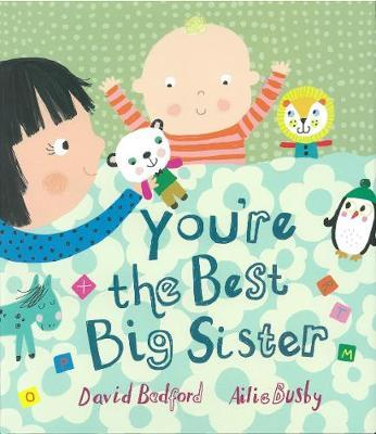 Image for You're the Best Big Sister