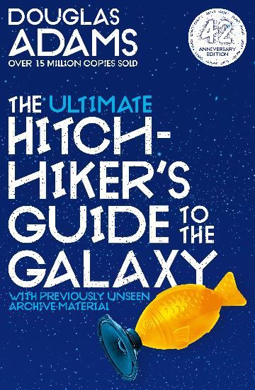 Image for The Ultimate Hitchhiker's Guide to the Galaxy : The Complete Trilogy in Five Parts *** RELEASES 24 NOVEMBER 2020 : Pre-Order Now ***