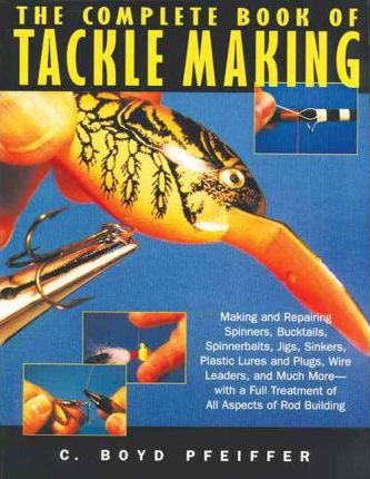 Image for The Complete Book of Tackle Making