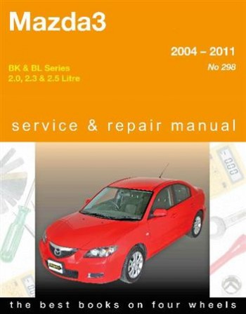 Image for Mazda3 Series BK & BL 2004 - 2011 Gregorys Owners Service & Repair Manual