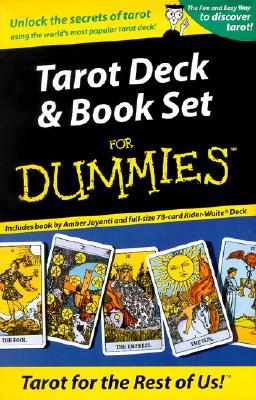 Image for Tarot Deck and Book Set For Dummies : includes Book and 78-card  Rider-Waite Deck