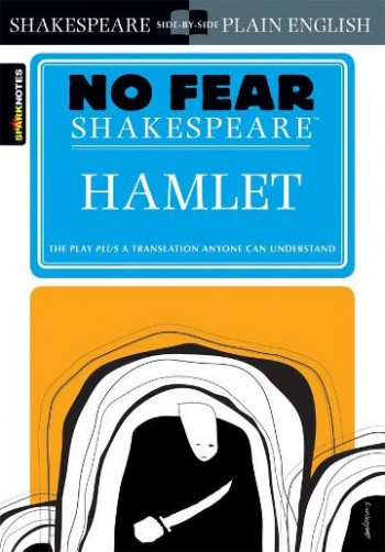 Image for Hamlet (No Fear Shakespeare) The Play plus a translation anyone can understand