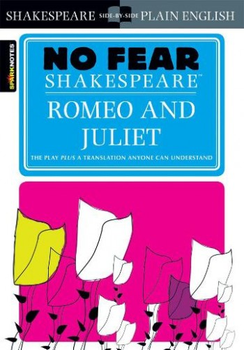 Image for Romeo and Juliet (No Fear Shakespeare) The Play plus a translation anyone can understand