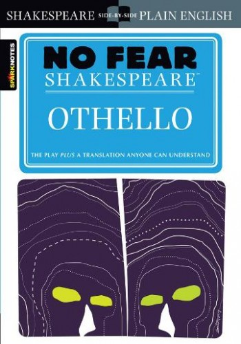Image for Othello (No Fear Shakespeare) The Play plus a translation anyone can understand
