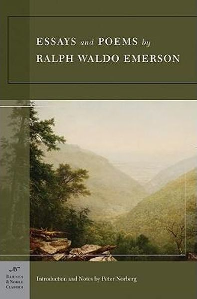 Image for Essays and Poems by Ralph Waldo Emerson