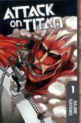 Image for Attack on Titan 1