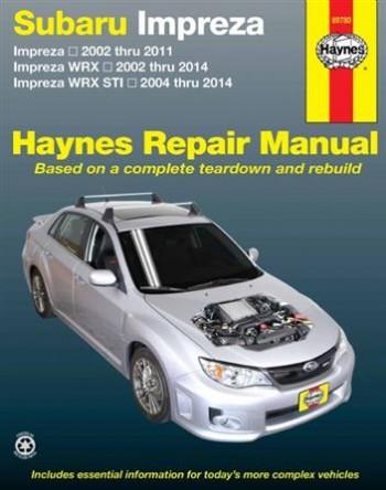 hayes repair manual