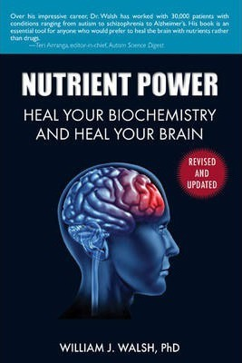 Image for Nutrient Power : Heal Your Biochemistry and Heal Your Brain