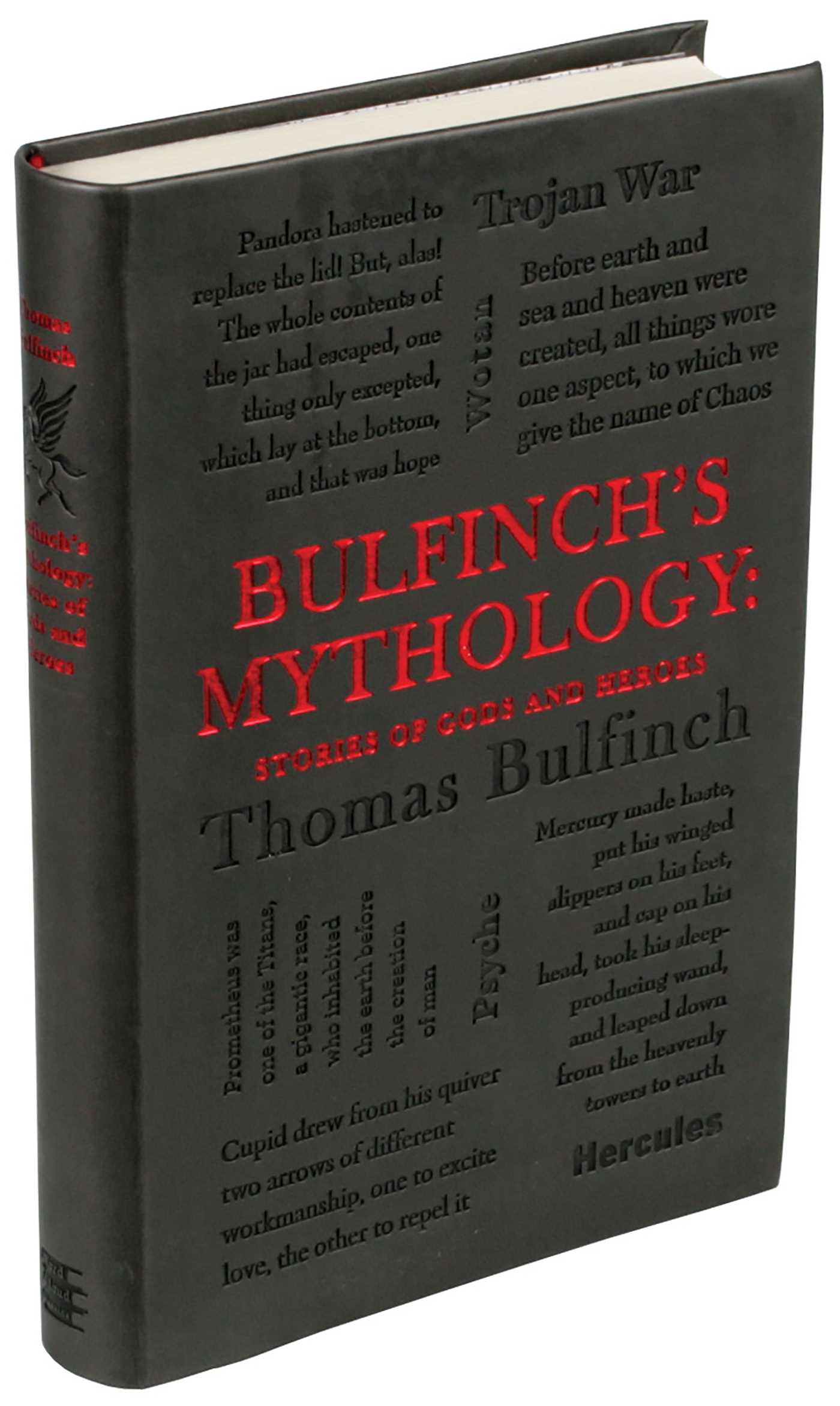 Image for Bulfinch's Mythology : Stories of Gods and Heroes