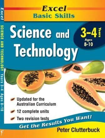 Image for Excel Basic Skills : Science and Technology Years 3-4 (Ages 8-10)