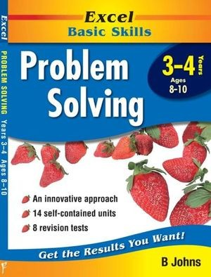 Image for Excel Basic Skills : Problem Solving Years 3-4 (Ages 8-10)