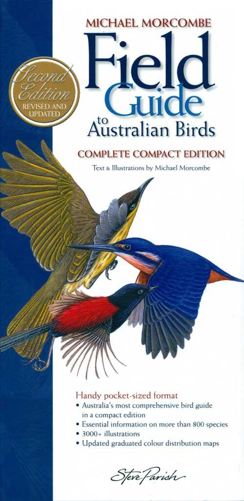 Image for Field Guide to Australian Birds : Complete Compact Edition