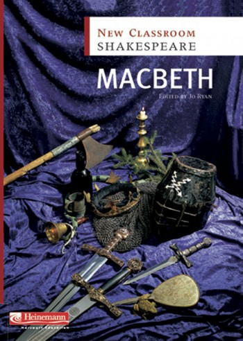 Image for Macbeth : New Classroom Shakespeare