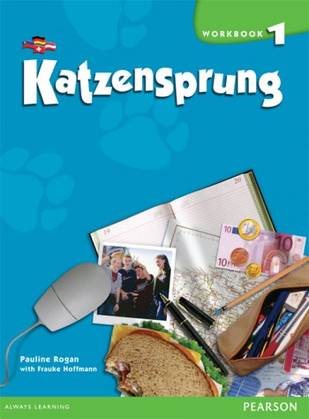 Image for Katzensprung 1 Workbook