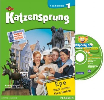Image for Katzensprung 1 Student Book : Textbook and Audio CD