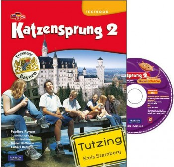 Image for Katzensprung 2 Student Book : Textbook and Audio CD