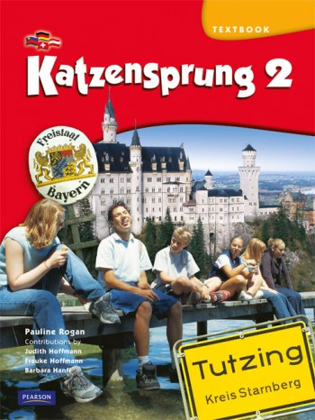 Image for Katzensprung 2 Student Book : Textbook