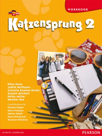 Image for Katzensprung 2 Workbook