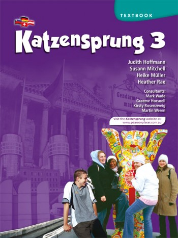 Image for Katzensprung 3 Student Book : Textbook