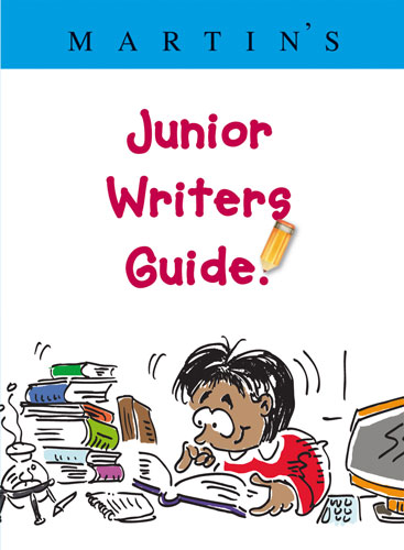 Image for Martin's Junior Writers Guide