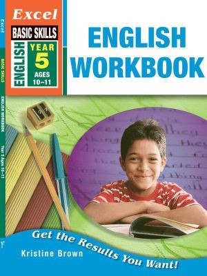 Image for Excel Basic Skills : English Workbook Year 5 (Ages 10-11)