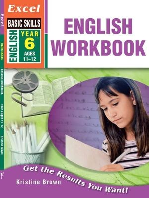 Image for Excel Basic Skills : English Workbook Year 6 (Ages 11-12)