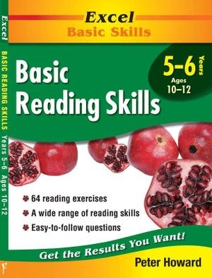 Image for Excel Basic Skills : Basic Reading Skills Years 5-6 (Ages 10-12)