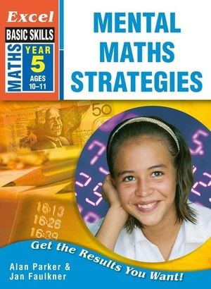 Image for Excel Basic Skills : Mental Maths Strategies Year 5