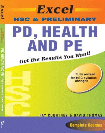 Image for Excel HSC and Preliminary - PD, Health and PE Study Guide