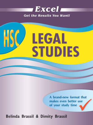 Image for Excel HSC Legal Studies