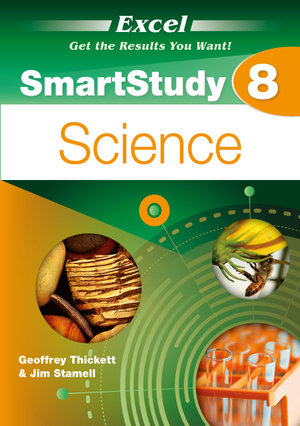 Image for Excel SmartStudy Year 8 Science