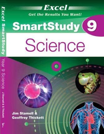 Image for Excel SmarStudy Year 9 Science