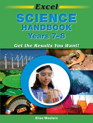 Image for Excel Science Handbook Years 7-8