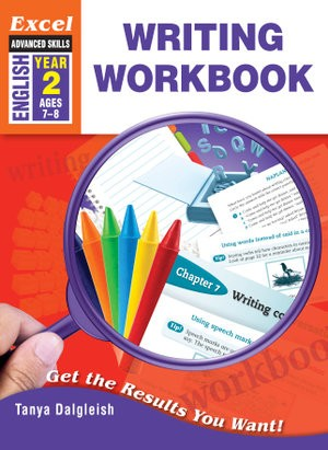 Image for Excel Advanced Skills : English : Writing Workbook Year 2 (Ages 7-8)
