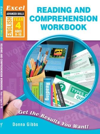 Image for Excel Advanced Skills : English : Reading and Comprehension Workbook Year 4 (Ages 9-10)