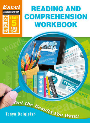 Image for Excel Advanced Skills : English : Reading and Comprehension Workbook Year 5 (Ages 10-11)