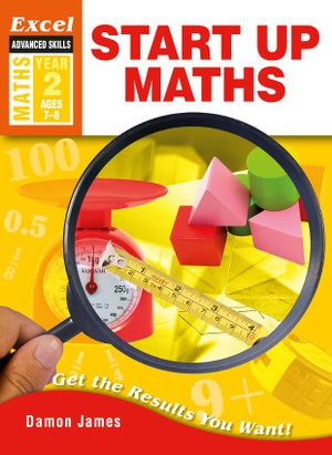 Image for Excel Advanced Skills : Maths : Start Up Maths Year 2 (Ages 7-8)