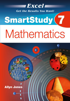 Image for Excel SmartStudy Year 7 Mathematics