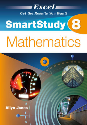 Image for Excel SmartStudy Year 8 Mathematics