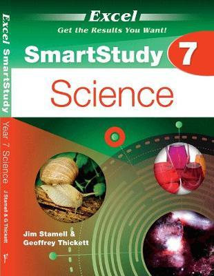 Image for Excel SmartStudy Year 7 Science