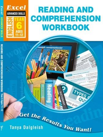 Image for Excel Advanced Skills : English : Reading and Comprehension Workbook Year 6 (Ages 11-12)
