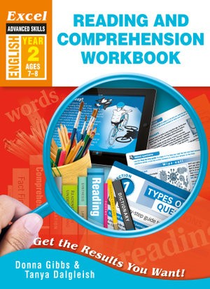 Image for Excel Advanced Skills : English : Reading and Comprehension Workbook Year 2 (Ages 7-8)