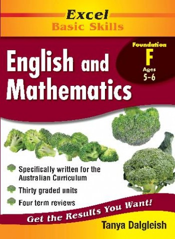 Image for Excel Basic Skills : English and Mathematics F - Foundation (Ages 5-6)
