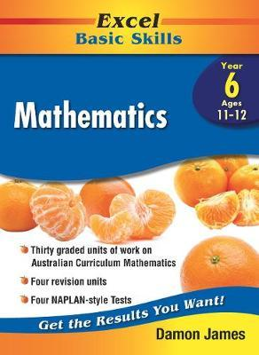 Image for Excel Basic Skills : Mathematics Year 6 (Ages 11-12)