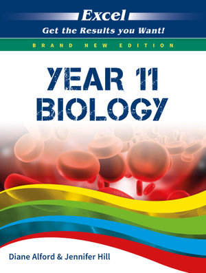Image for Excel Year 11 Biology Study Guide