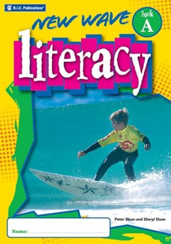 Image for New Wave Literacy Skills Book A (ages 5-6) RIC-0779